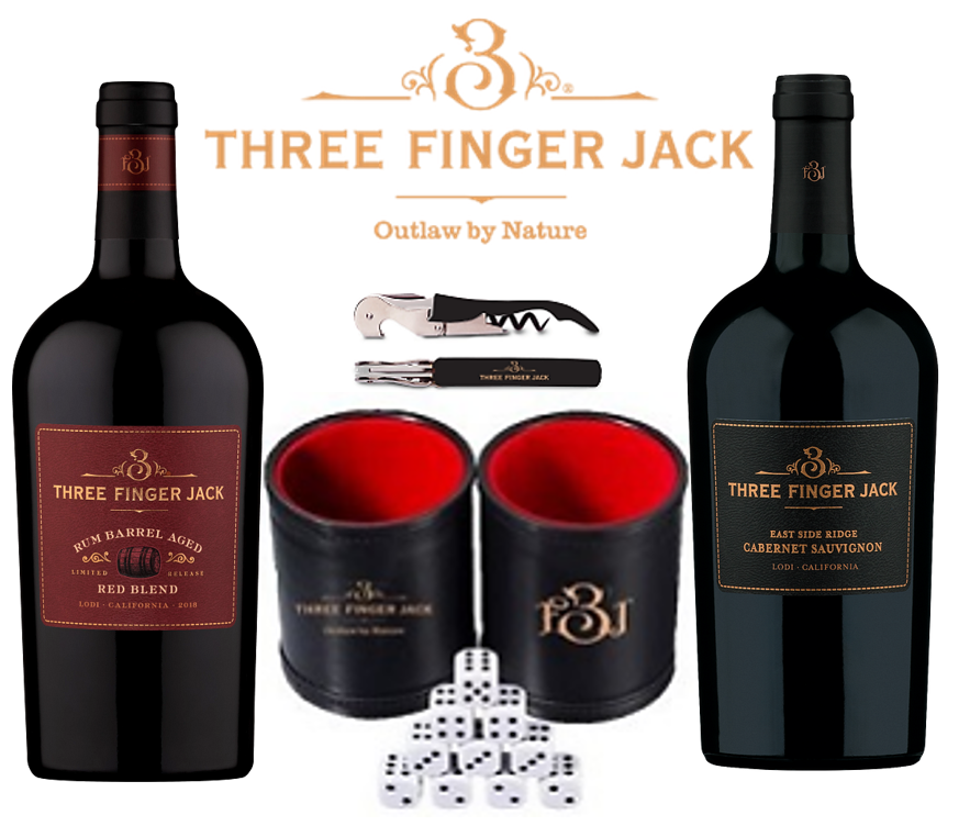Product Image for Three Finger Jack Bundle