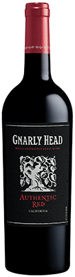 Product Image for Gnarly Head Authentic Red Wine Blend
