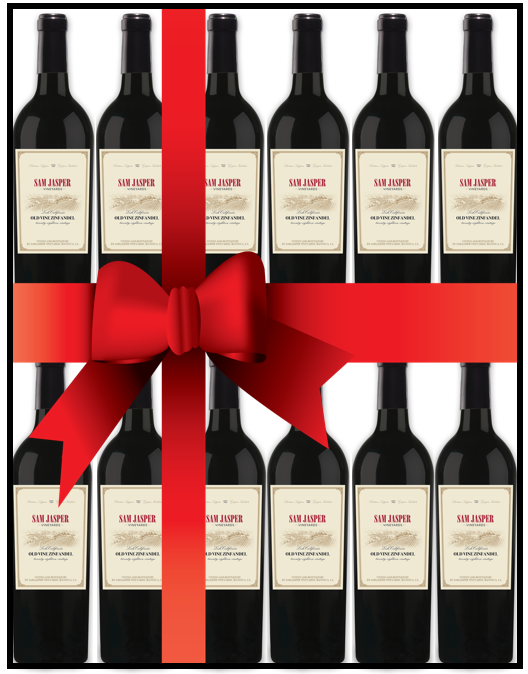 Product Image for Sam Jasper Zinfandel Case of 12