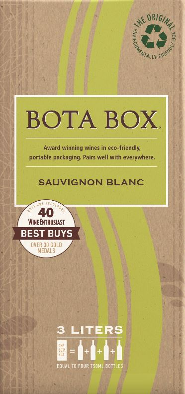 Product Image for Bota Box Sauvignon Blanc