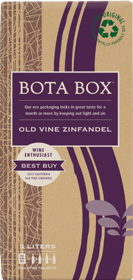 Product Image for Bota Box Old Vine Zinfandel