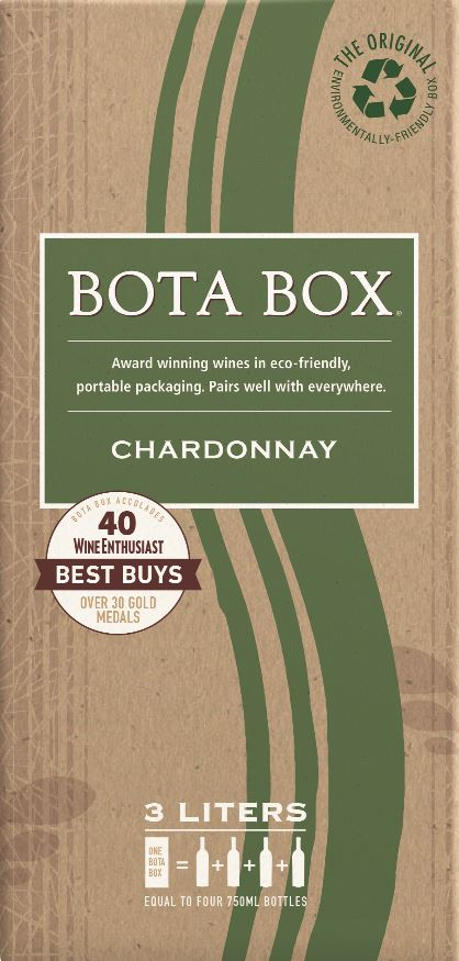 Product Image for Bota Box Chardonnay