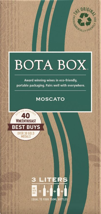 Product Image for Bota Box Moscato