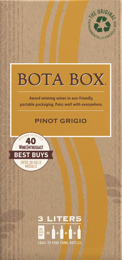 Product Image for Bota Box Pinot Grigio