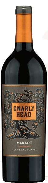 Product Image for Gnarly Head Merlot
