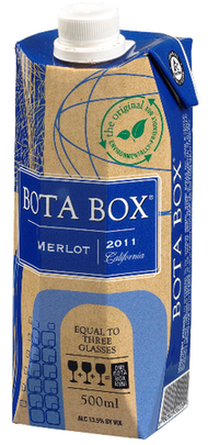 Mini Bota Merlot Product Image