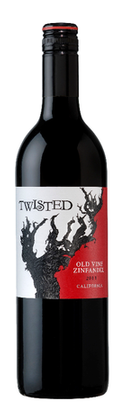 Twisted Old Vine Zinfandel Product Image