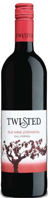 Product Image for Twisted Old Vine Zinfandel